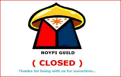 Albatross18 Noypi Guild Closed