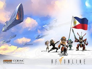 Level Up! RF Online Philippines