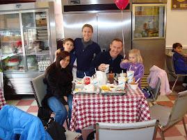 Host family 2008