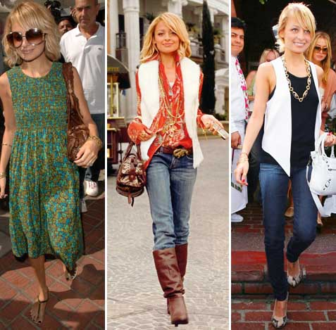 nicole richie style book