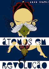 átomos em revolução