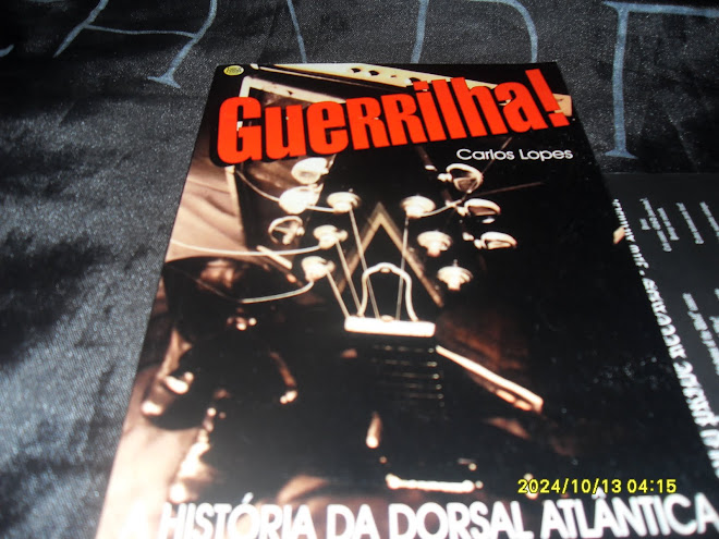 GUERRILHA -LIVRO SOBRE A HISTORIA DO DORSAL ATLANTICA
