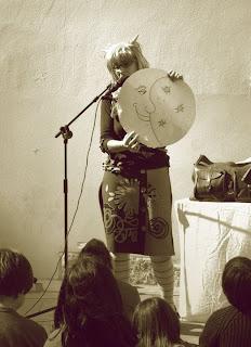 III Festival de Poesía y Música de Almería Gracia Iglesias Carlos Martín infantil
