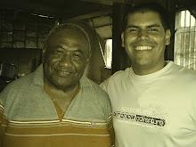 """Cirilo """"El Negro"""" Urriola."""