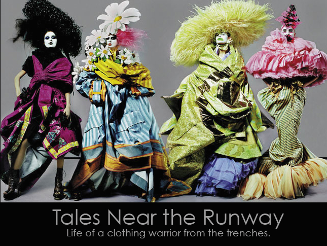 Tales Near the Runway