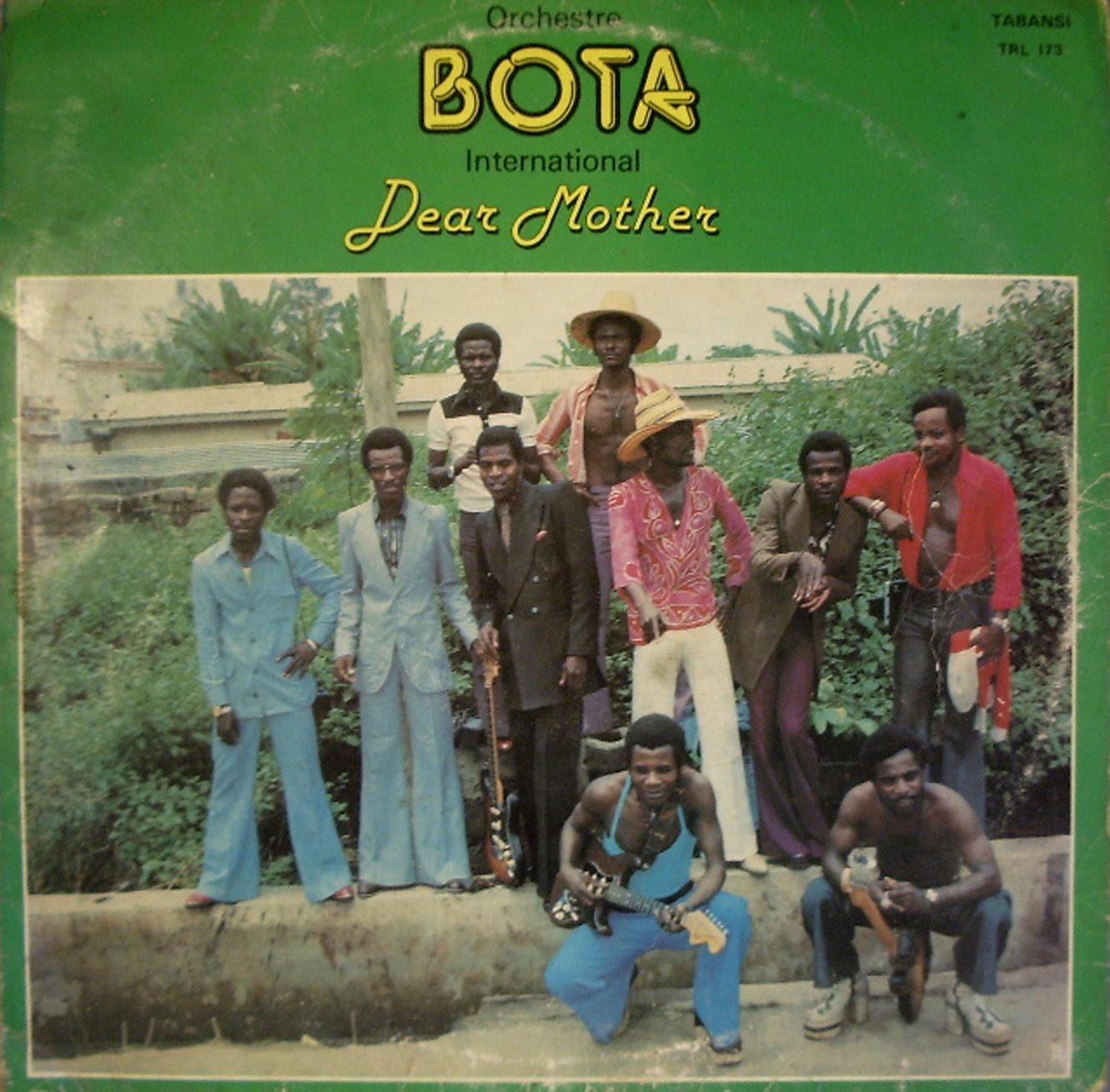 Orchestre Bota Tabansi International Mister Man
