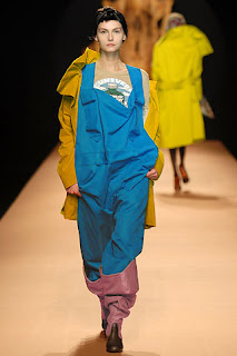 The Forecast Of Color And Fashion Trend For Vivienne Westwood