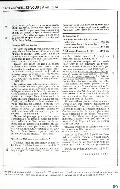 pourquoi la WT ne peut être le canal dont Dieu sert? - Page 3 1980g