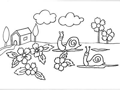 dibujos para colorear para ni u00f1os o infantiles  son l u00e1minas