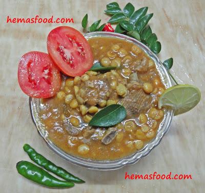 Chicken Chanaga Pappu Curry