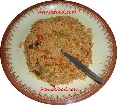 Tomato Annam - Tomato Rice