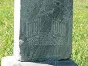 Wordless Wednesday: Tombstone Art. Photos taken at Pioneer Memorial Cemetery .