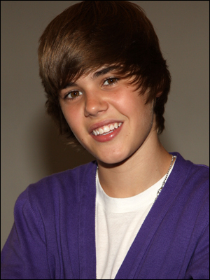 Justin Bieber 12 Years. Justin Bieber, heartthrob to