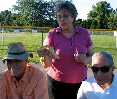 Billy, Jackie, Butch