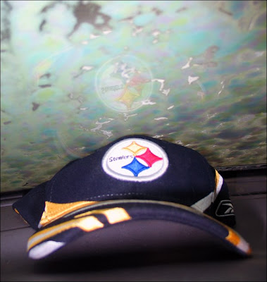 Steeler's hat