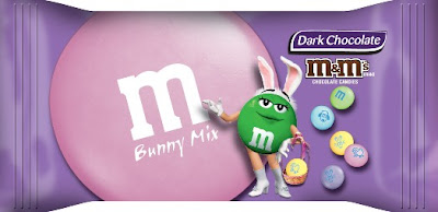Dark Chocolate M&Ms
