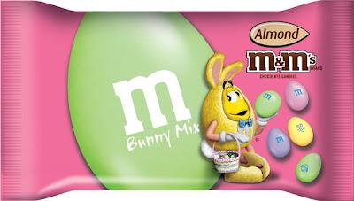 Almond M&Ms