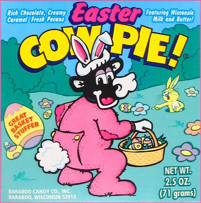 Easter Cow Pie