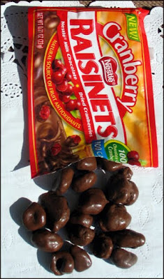 Cranberry Raisinets Pack