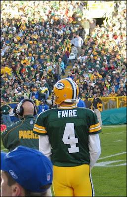 Brent Favre