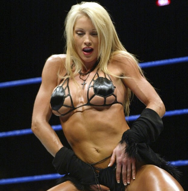 Wwe sable naked video