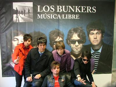 Los Bunkers-No Creas Todo Lo Que Escuchas