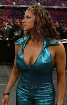 Stephanie mcmahon showing hot pussy #9