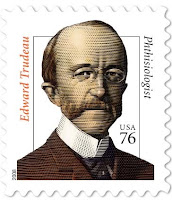 Edward Trudeau stamp