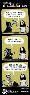 Tira do Jesus #15