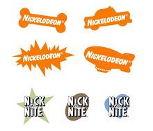 Los logos de Nickelodeon