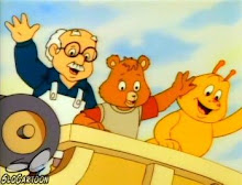 Las aventuras de Teddy Ruptxin