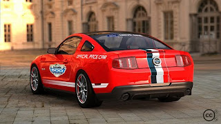 2011 Ford Mustang leaked photo