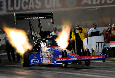 Antron Brown Dragster NHRA 50th Winternationals