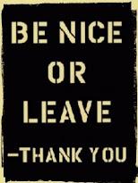 -nice or leave-