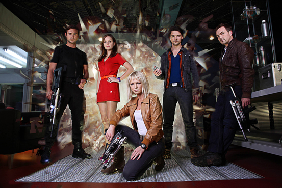 Primeval Series 4 Promo Image! Oh just looking at this picture makes me