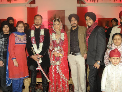 Honey Singh Marriage Photos 3
