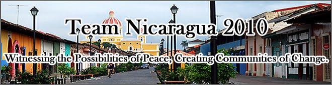 Team Nicaragua 2010