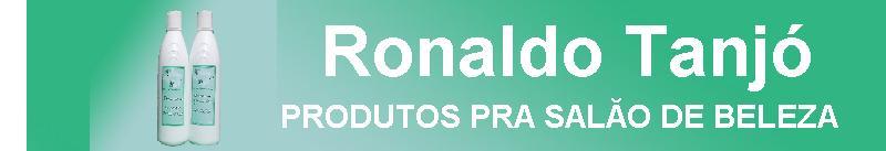 RONALDO TANJÓ - PRODUTOS PARA SALÃO DE BELEZA