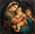 La Virgen de la Silla