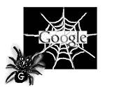 robot araña de google para rastrear sitos web y su posicionamiento web