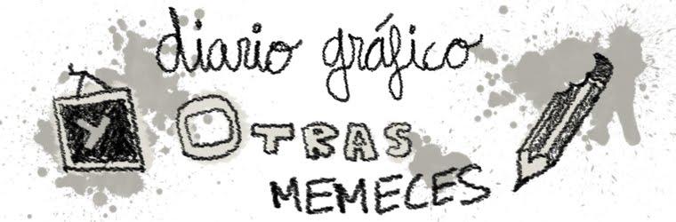 Diario gráfico y otras memeces