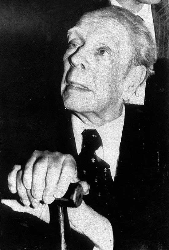 Jorge Luis Borges. JORGE LUIS BORGES