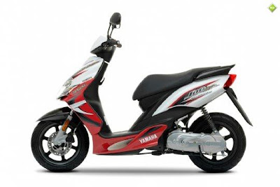 New Simple Scooter - Yamaha JOG RR 2010 1