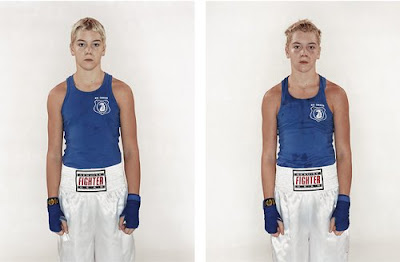 Ragazzo boxer