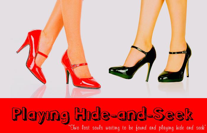 Playing Hide-and-Seek