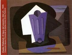 Tarjeta del MUSEO PETTORUTI