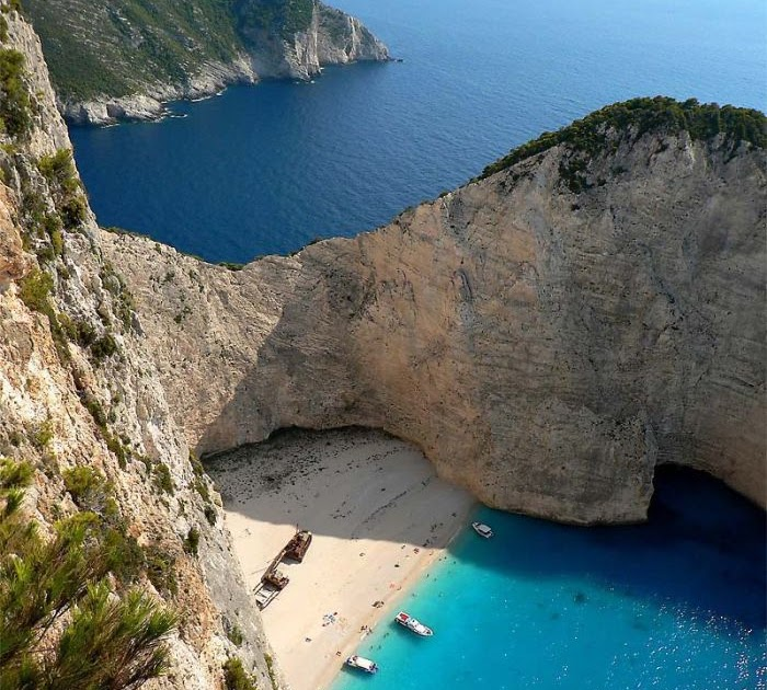 Most Beautiful Places Zakynthos