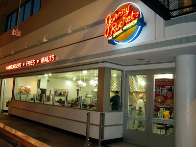 The Podanys Welcome To Our World Johnny Rockets Jersey Garden Mall Nj