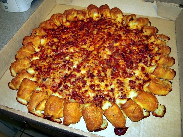 pizza hut cheese bites