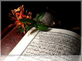 Al-Quran panduan kami..alhamdulillah..